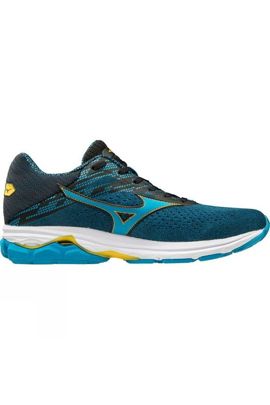 Mizuno Men's Wave Rider 23 Blue Jewel / Blue Jewel / Black