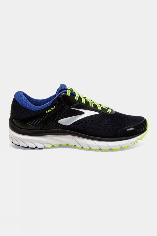Brooks Mens Defyance 11 Black/Blue/Nightlife