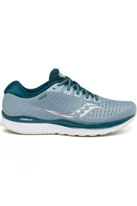 Saucony Mens Guide 13 MINERAL/DEEP TEAL