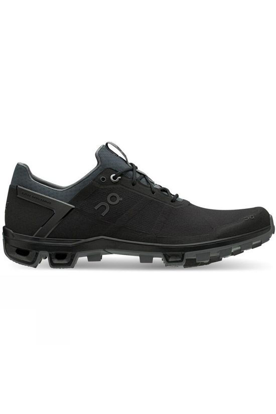 On Men's Cloudventure Peak Black/Rock