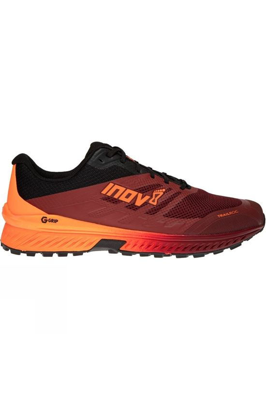 Inov-8 Men's Trailroc 280 Shoe Red/ Orange
