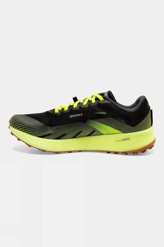 Brooks Mens Catamount Black/Nightlefe