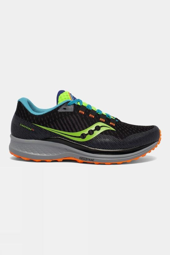 Saucony Men's Canyon TR Future Black