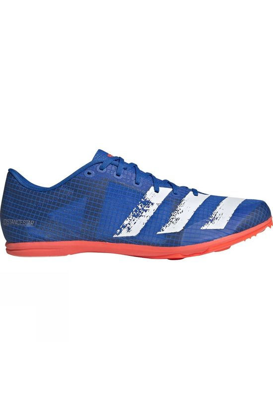 Adidas Men's Distancestar Glory blue/core wht/solar red