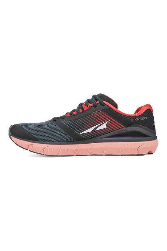 Altra Womens Provision 4 Black/Pink/Coral
