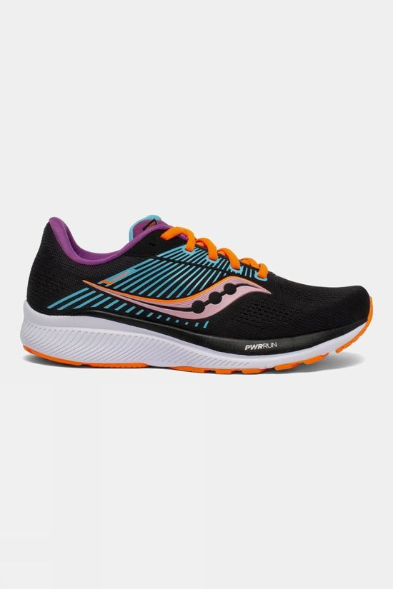 Saucony Womens Guide 14 Future Black