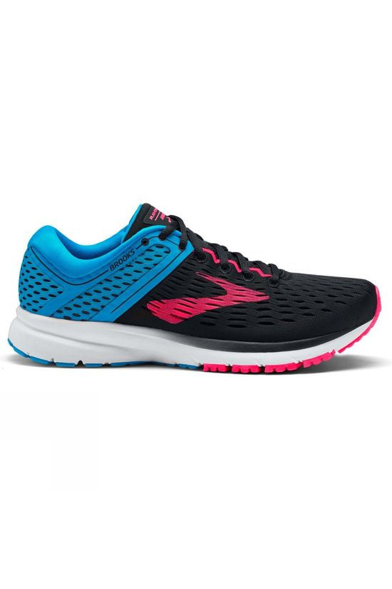 Brooks Ravenna 9 Black/Blue/Pink