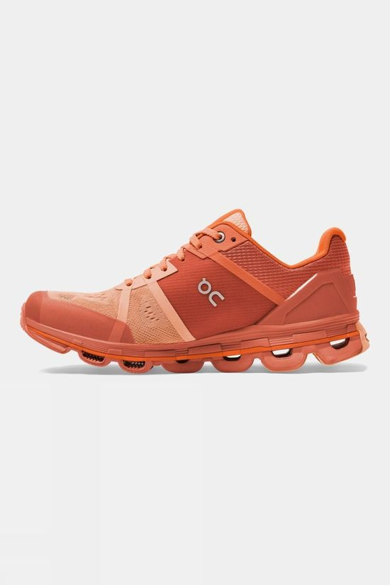 On Women's Cloudace Blush/Orange