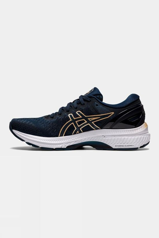 Asics Women's Gel-Kayano 27 French Blue/Champagne