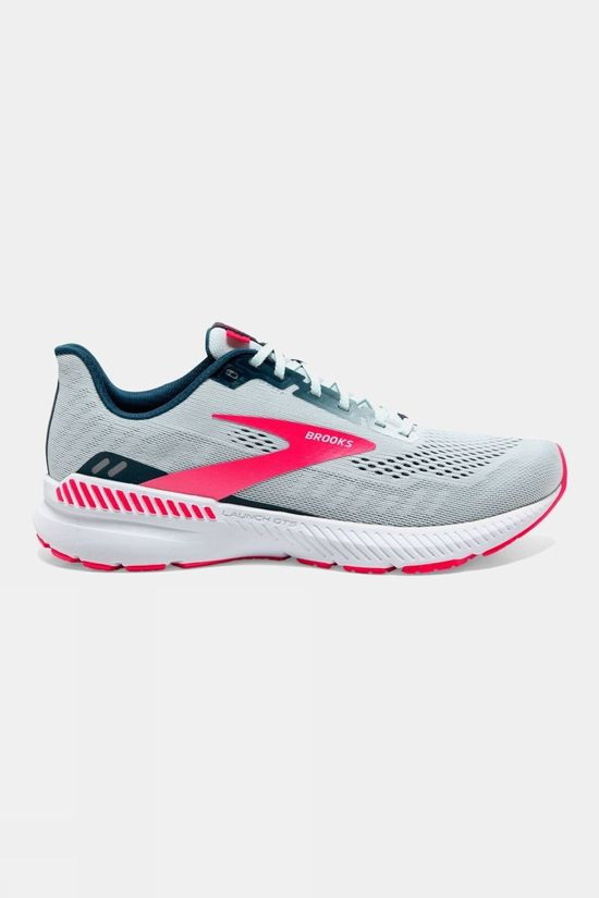 Brooks Women's Launch GTS 8 Ice Flow/Navy/Pink