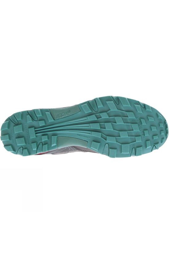 Inov-8 Womens Roclite 295 Shoe GREY/BERRY/TEAL