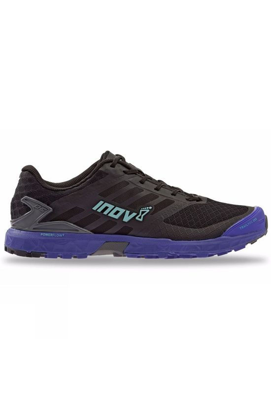 Inov-8 Womens Trailroc 285 Shoe Black/Purple/Blue