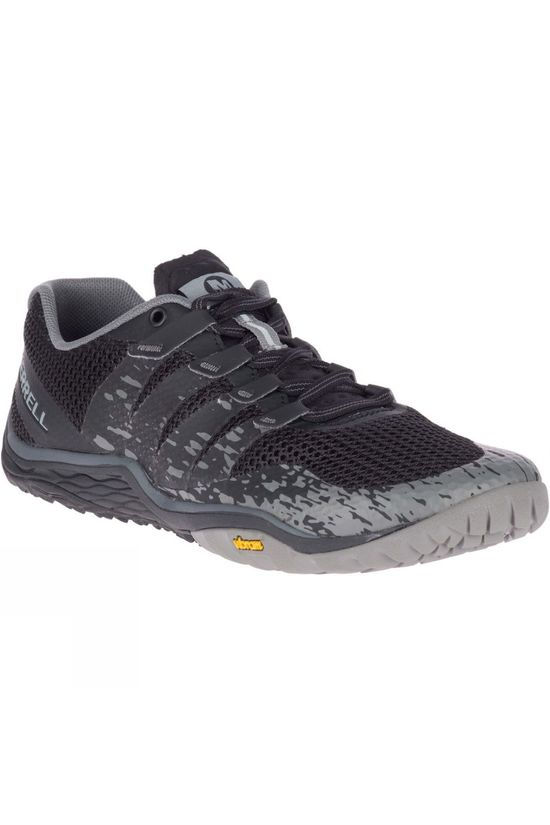Merrell Womens Trail Glove 5 Shoe Black