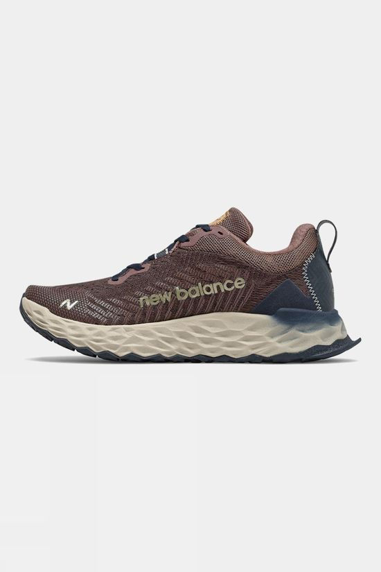 New Balance Womens FreshFoam Hierro v6 Brown