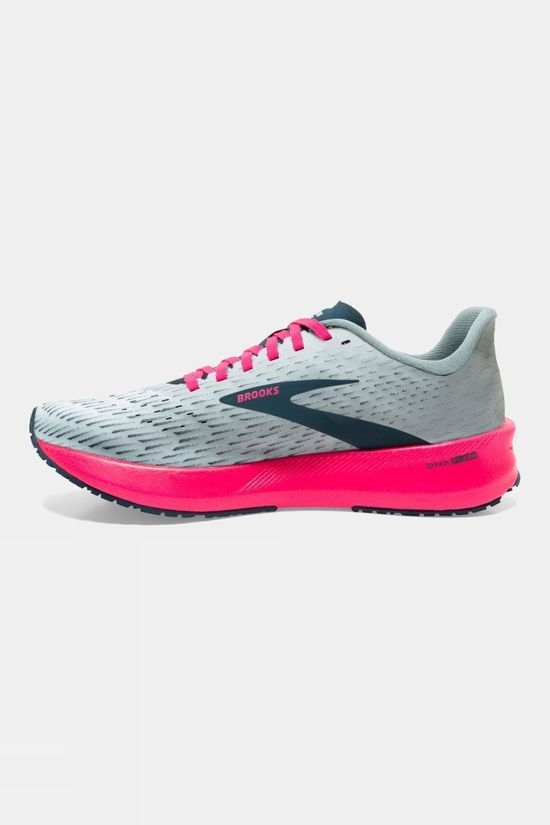 Brooks Womens Hyperion Tempo Ice Flow/Navy/Pink