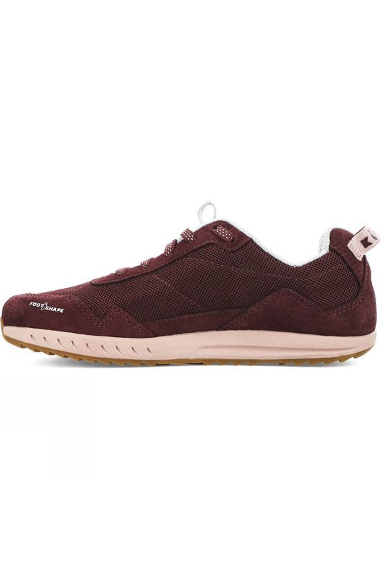 Altra Youths Kokiri Dark Port/Light Rose