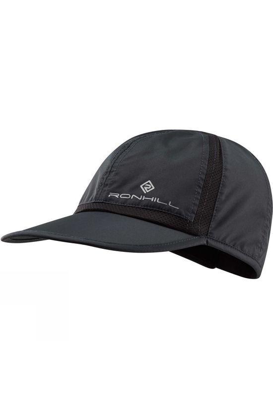 Ronhill Run Cap All Black