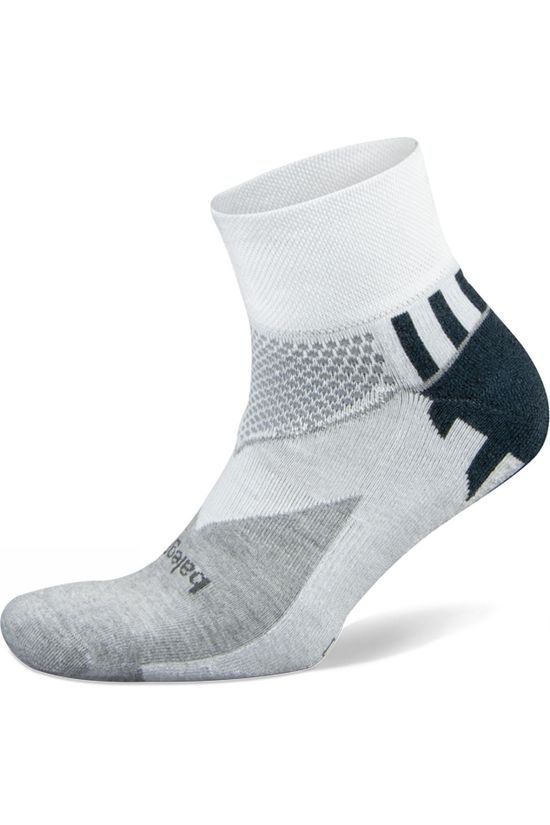 Balega Enduro V Tech Quarter White/Midnight