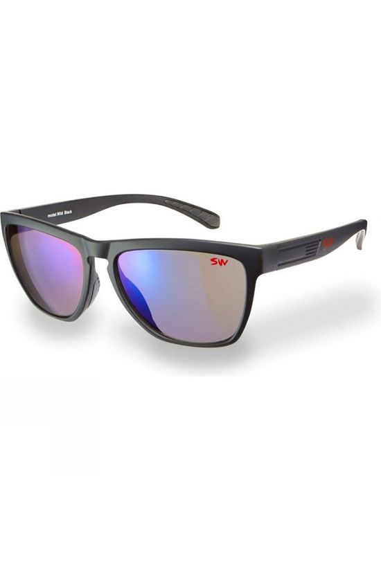 Sunwise Wild Sunglasses Black