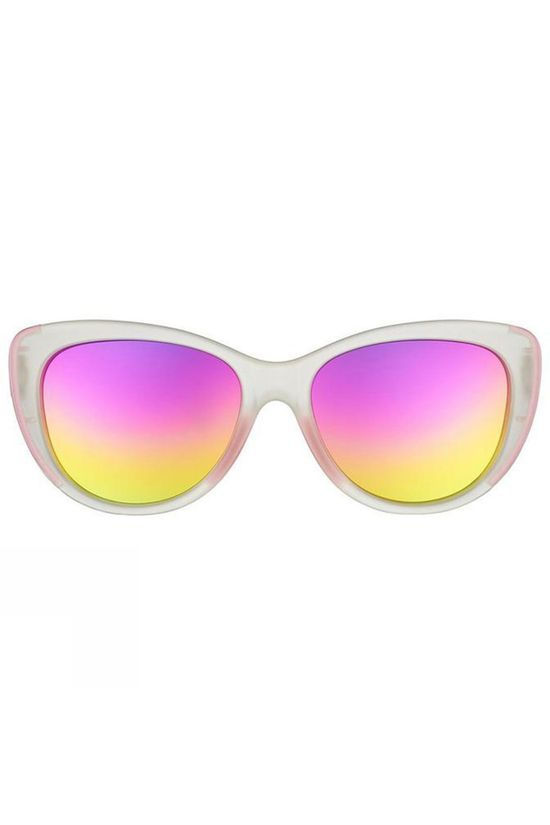 Goodr Run Ready Funfetti Clear with Rainbow Lens