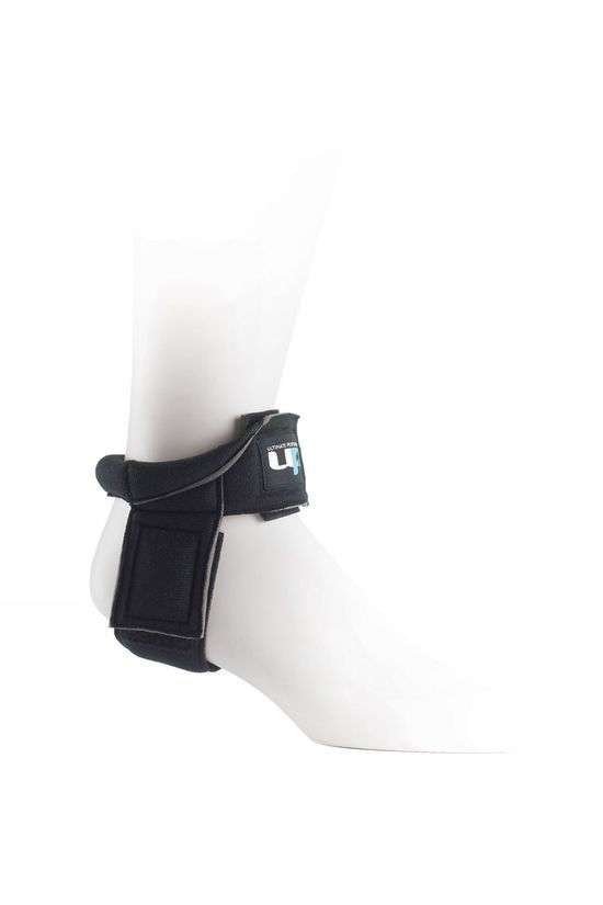 Ultimate Performance UP Achilles Tendon Support  Black