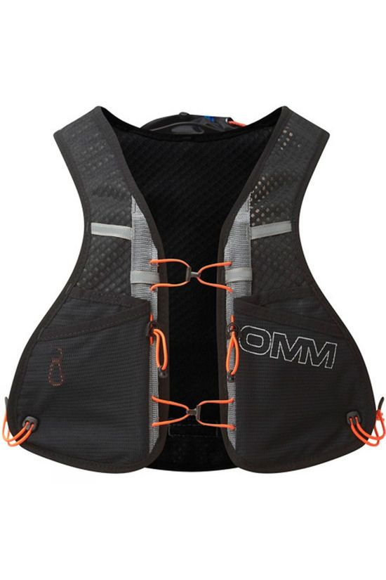 OMM TrailFire Vest Black/Grey