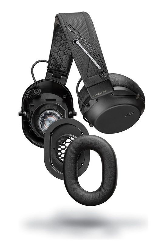 Plantronics BackBeat Fit 6100 Black Black