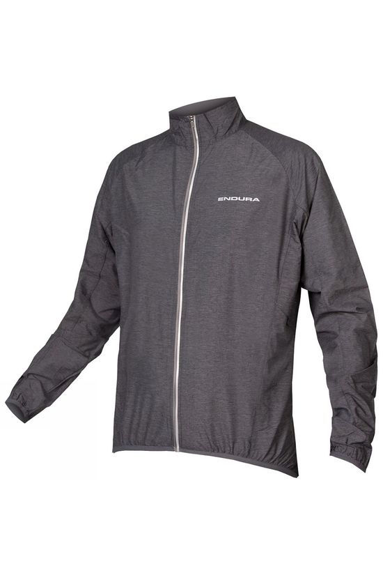 Endura Mens Pakajak Jacket Black