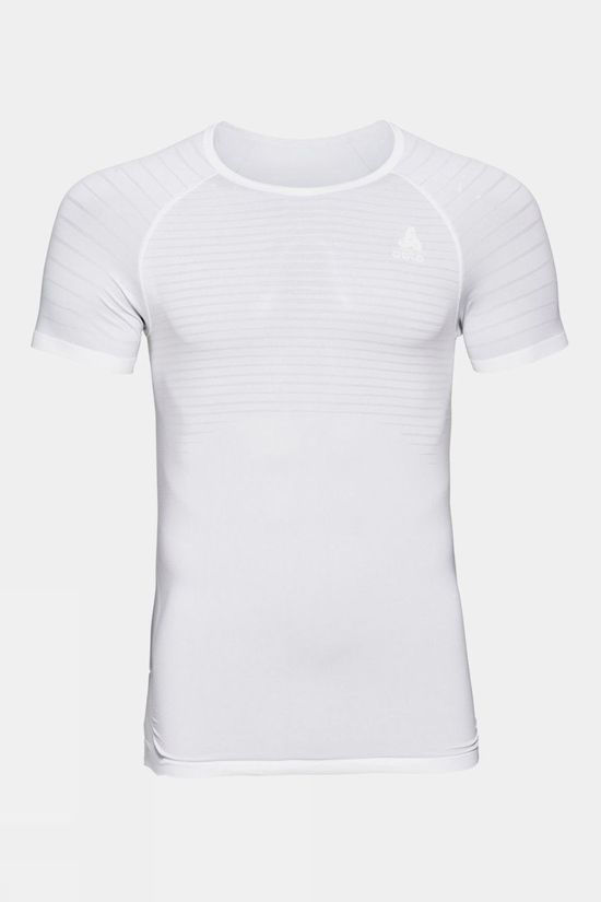 Odlo Mens Performance X-light SUW Top White