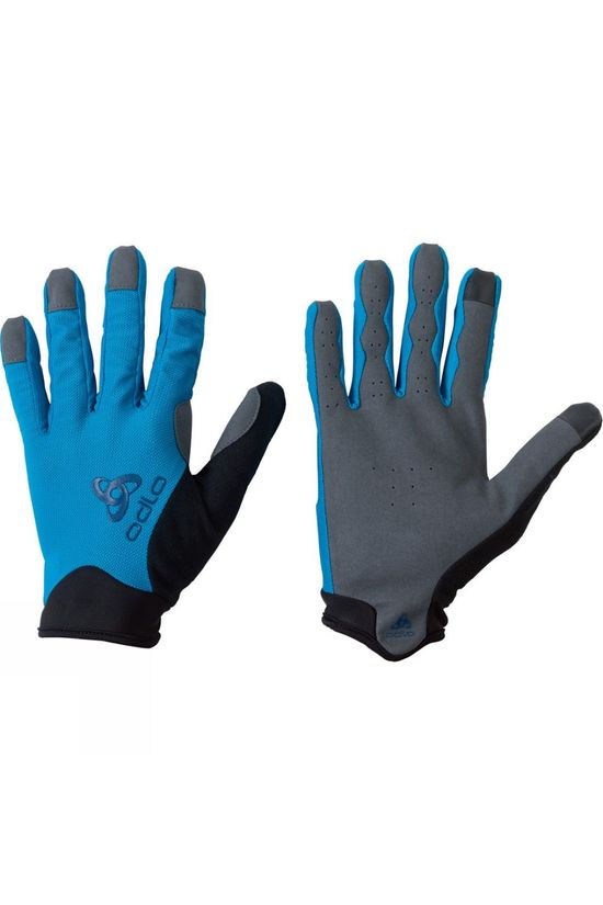 Odlo Active Offroad Ff Gloves Blue Jewel