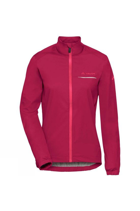 Vaude Womens Strone Jacket Crimson Red