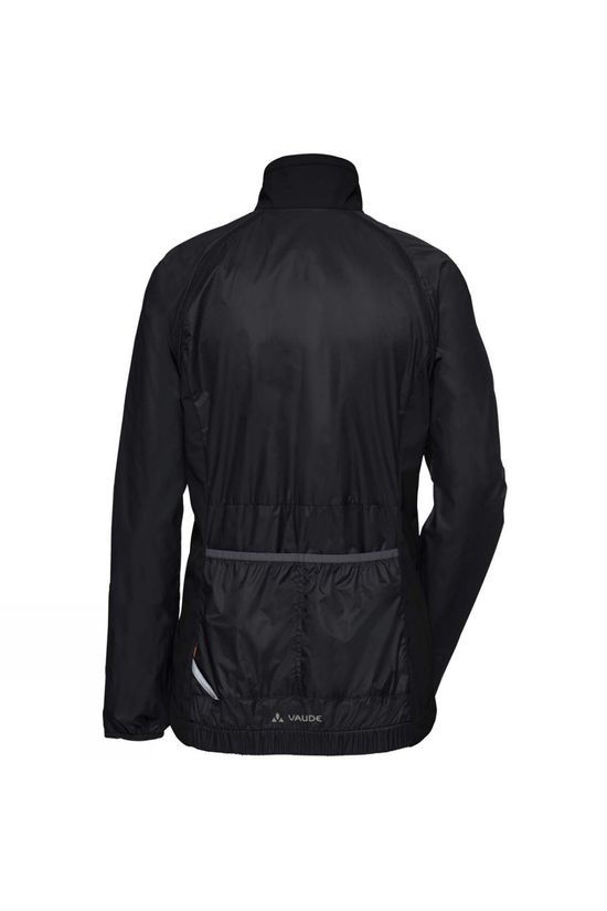 Vaude Womens Windoo Pro ZO Jacket Black