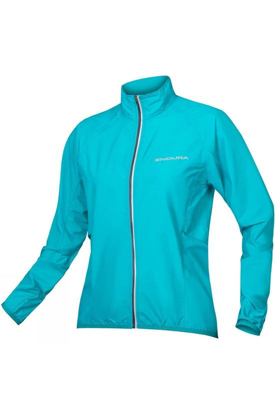 Endura Womens Pakajak Jacket PACIFIC BLUE