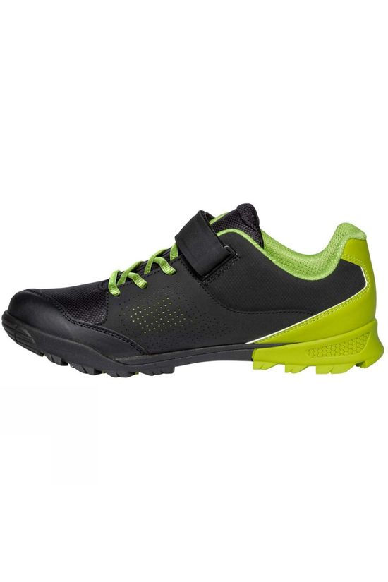 Vaude Mens AM Downieville Low Shoe Black/Chute
