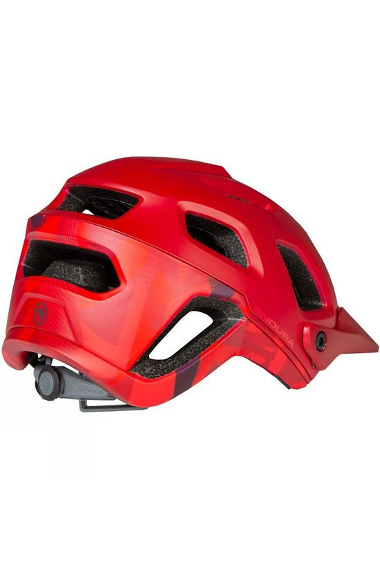 Endura SingleTrack Helmet II Rust Red