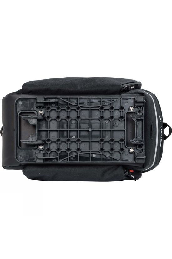 Vaude Silkroad L I Rack Bag Black