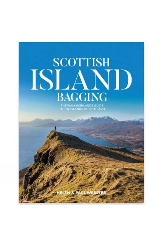 Vertebrate Publishing Scottish Island Bagging Book .