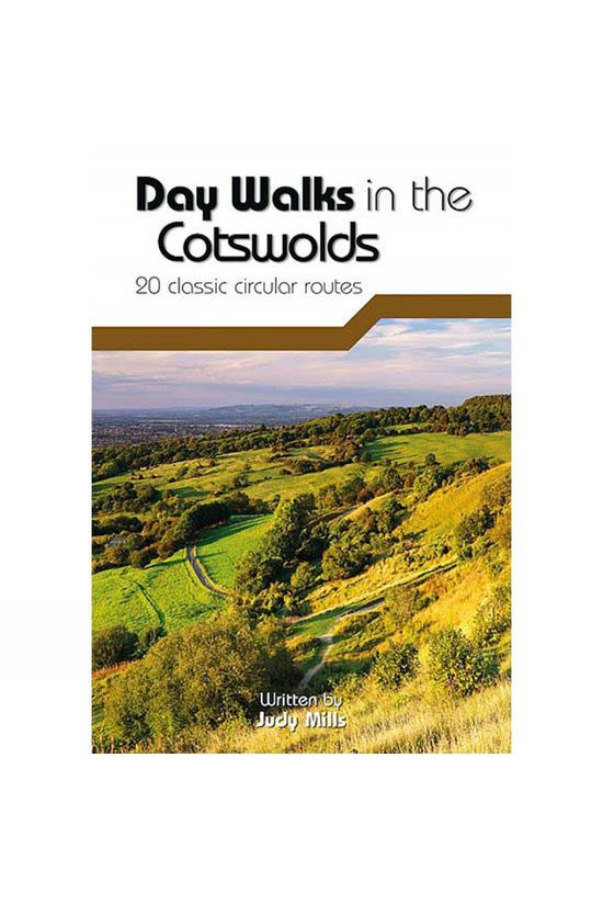 Vertebrate Publishing Day Walks in the Cotswolds 1st, June 2017
