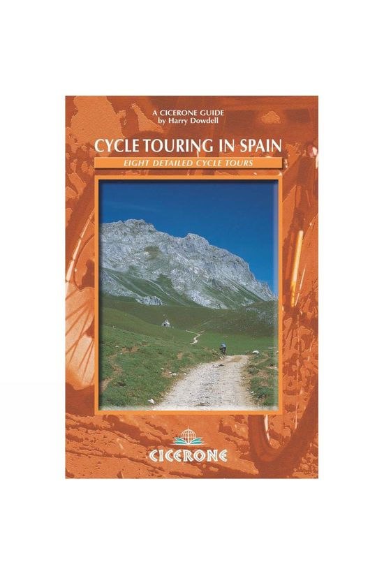 Cicerone  Cycle Touring in Spain No Colour
