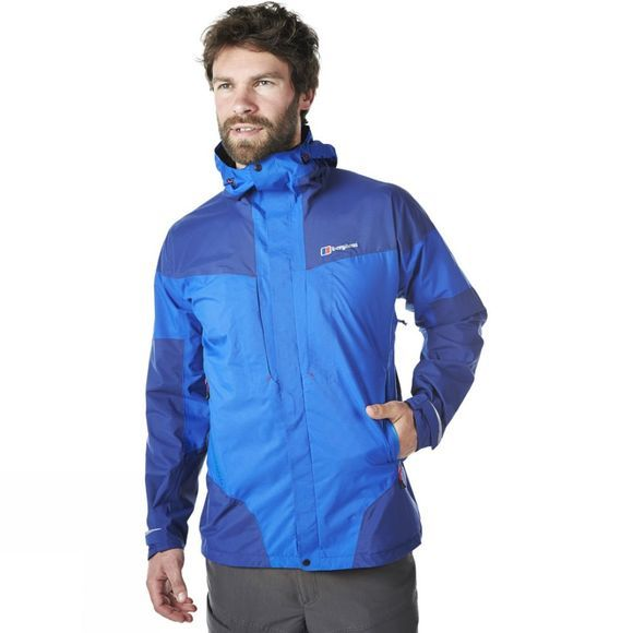 Mens Light Trek Hydroshell Jacket