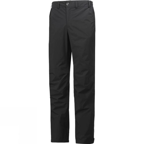 Helly Hansen Mens Packable Pant Black