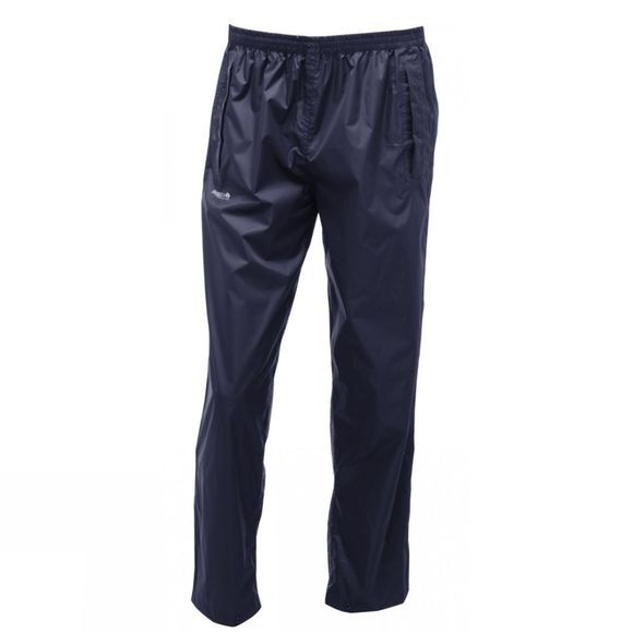 Regatta Mens Pack It Overtrousers Navy
