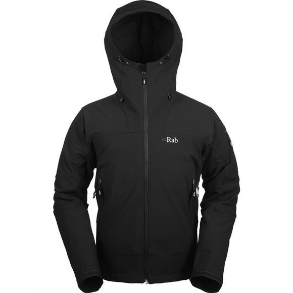 Rab Mens Exodus Jacket Black