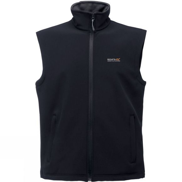 Regatta Mens Bradwell II Bodywarmer Black (Iron)