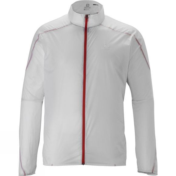 Salomon Mens S-Lab Light Jacket White