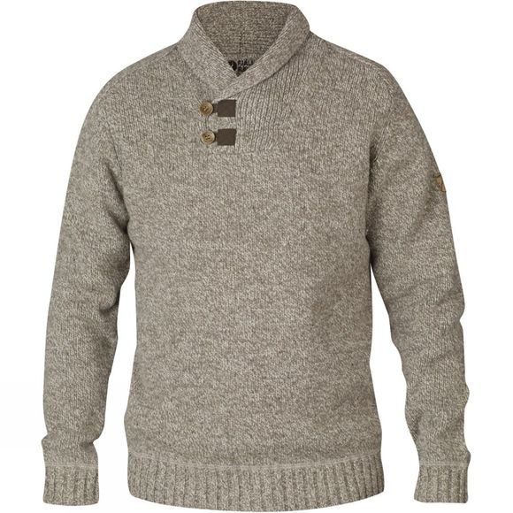 Fjallraven Mens Lada Sweater Fog