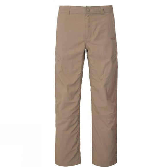 The North Face Mens Horizon Cargo Pants Weimaraner Brown