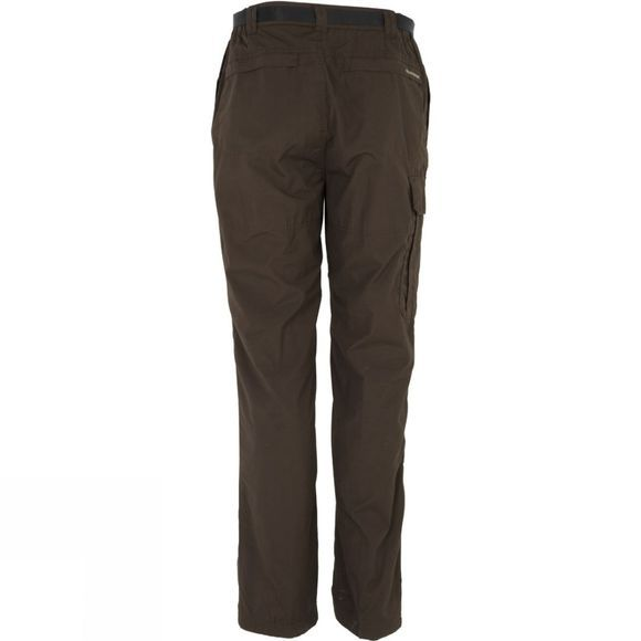 Craghoppers Mens Kiwi Winter Lined Trousers Cigar