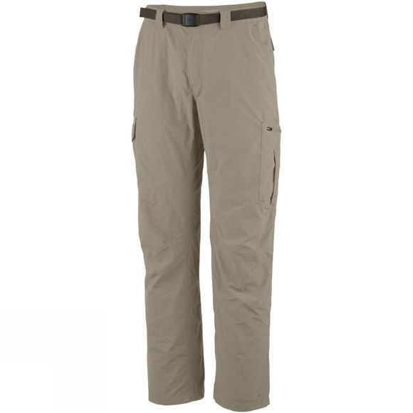 Columbia Mens Silver Ridge Cargo Pants Fossil