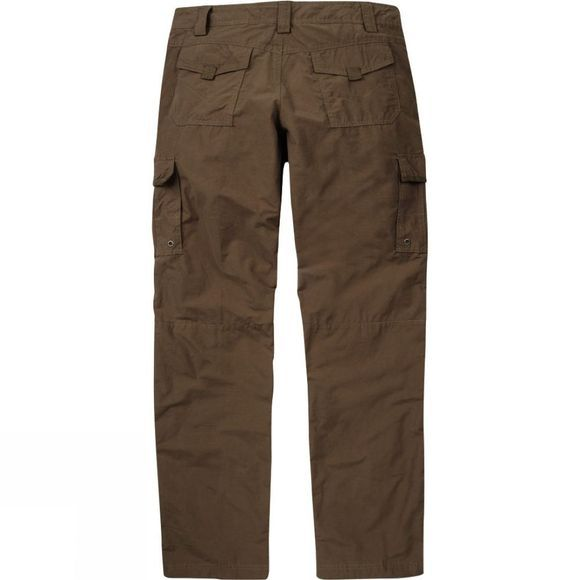 Ayacucho Mens Duno Trousers Chocolate Chip